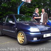AD68 * Renault Clio Williams - Palais-de-la-Voiture.com