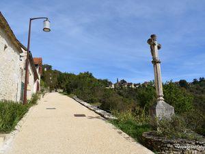 Balade dans Rocamadour (46)
