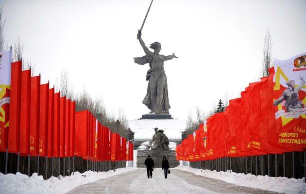 Un symbole fort : Volgograd sera renommée Stalingrad ... trois jours dans l'année !