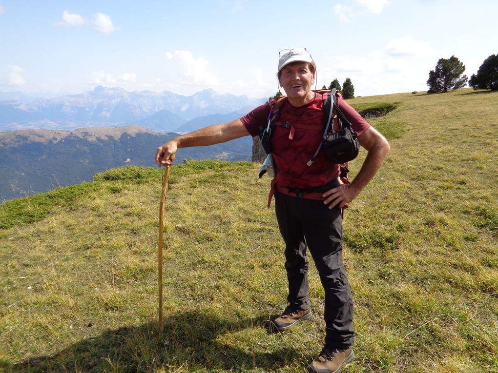 Ma randonnée de dimanche  :Du Vallon de Combeau à Tête Chevalière