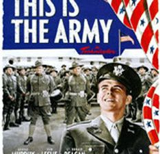 This Is the Army de Curtiz Michael