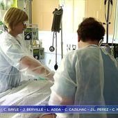 Coronavirus : comment s'organisent les services de réanimation - Le journal de 20h | TF1