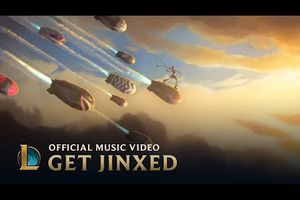 League Of Legends - Get Jinxed
