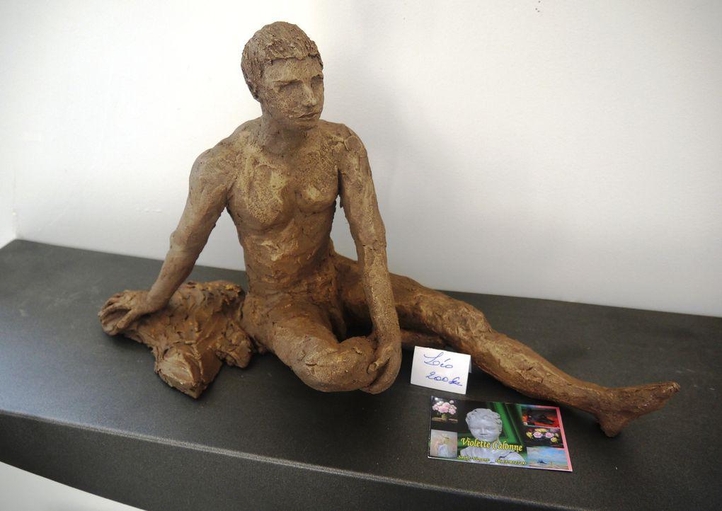 En mars, exposition collective bailleuloise à la Galerie de l'Atelier