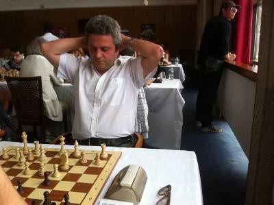 9ème festival international d'échecs de Dieppe
