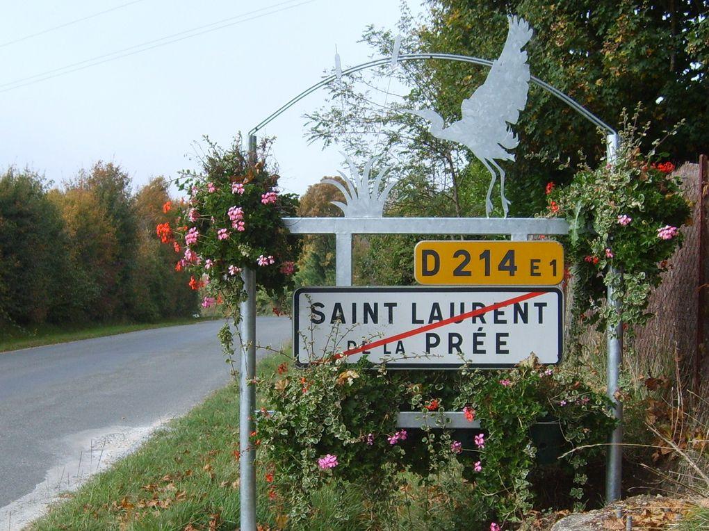 Album - 4 Entrées du village de St Laurent de la Prée