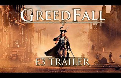 Interview Claire Léger, Project Manager de GreedFall