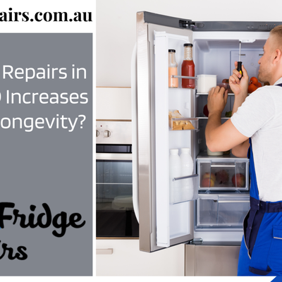 How Fridge Repairs in Sydney CBD Increases Appliance Longevity?
