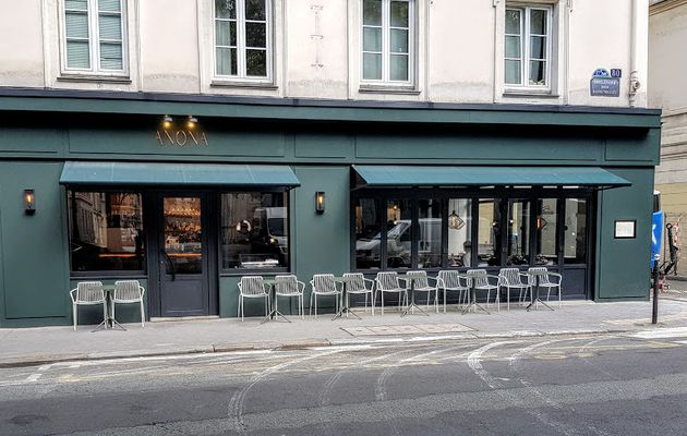 Anona (Paris 17) : Restaurant gastronomique dans l'air du temps
