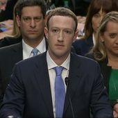 Mark Zuckerberg face aux sénateurs : les 10 points à retenir - Politique - Numerama