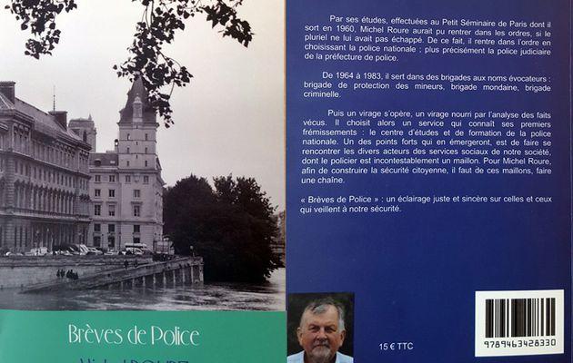 """Recension du Livre de Michel ROURE """"Brèves de Police"""""""