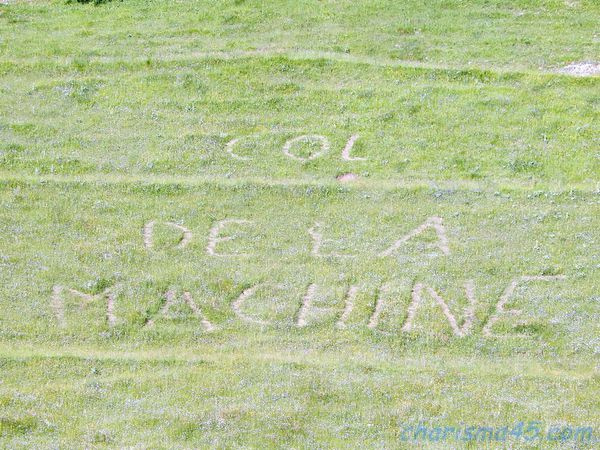 Col de la machine (Voyages encamping-car)