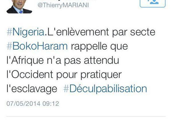 Thierry Mariani, le député raciste et révisionniste de la France