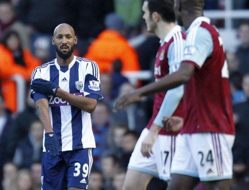 Nicolas Anelka suspendu 5 matches