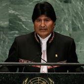 Evo Morales dénonce la politique belliciste des États-Unis