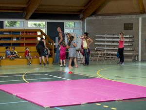 Stage Eveil Sportif - 07 Aout