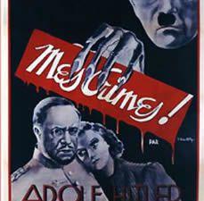 Après Mein Kampf, mes crimes d'Alexandre Ryder avec Alain Cuny