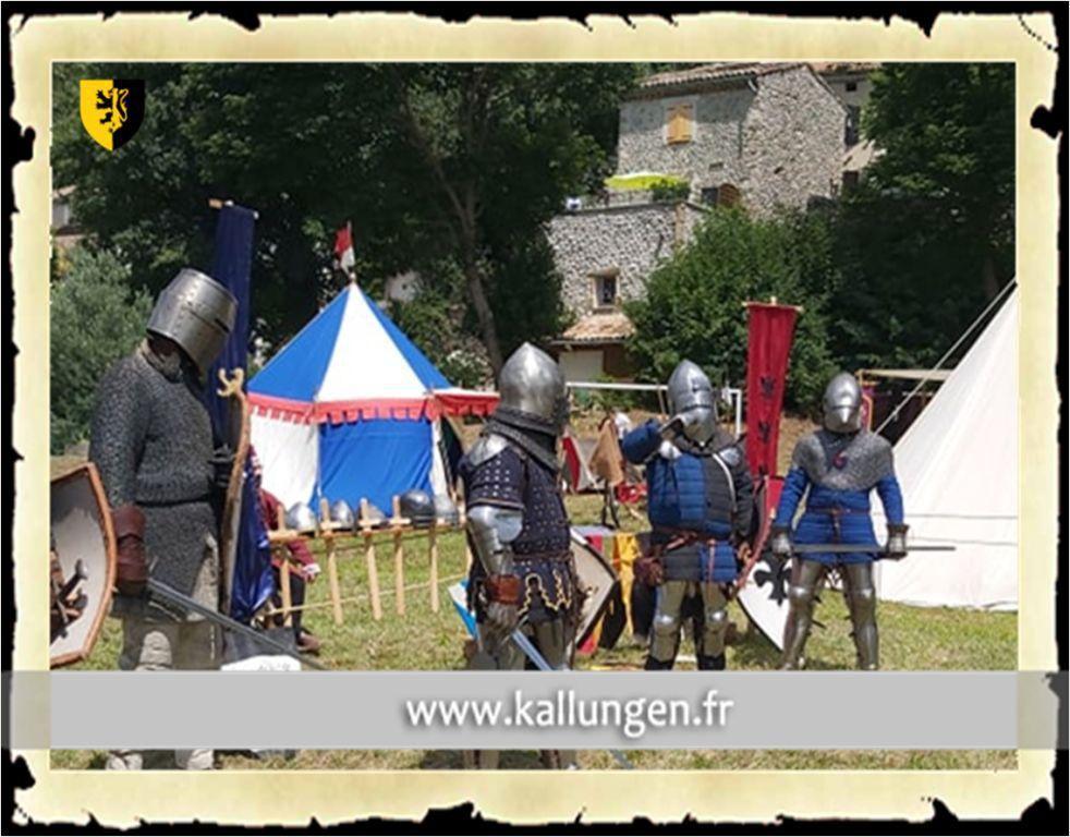 Fête Médiévale de Beauchastel 2021