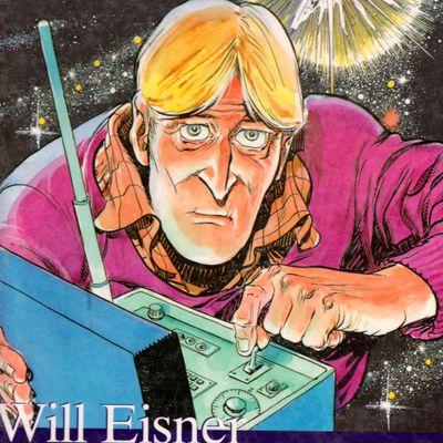 L'Appel de l'espace, Will Eisner