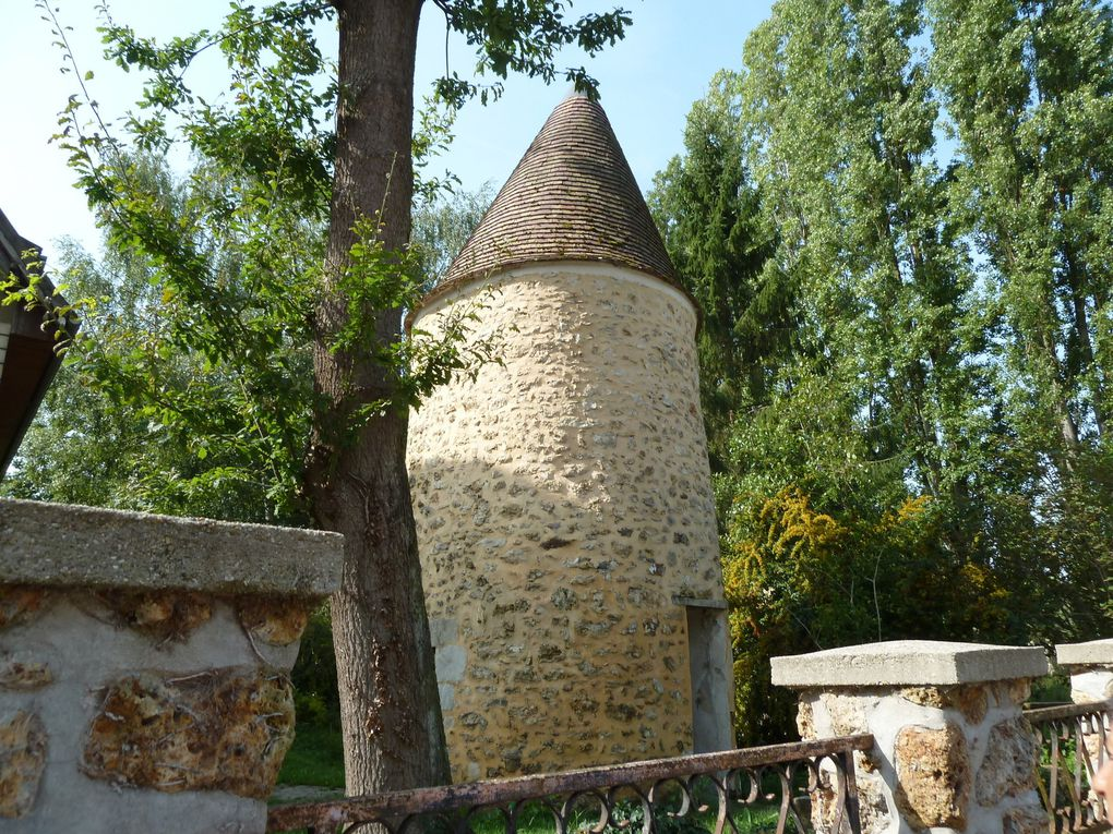 Randonnée de Lozère à Courcelle-sur-Yvette - 12 km.