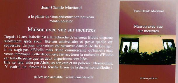 REPORTAGE : JEAN-CLAUDE MARITAUD VÉTÉRAN DES ESSAIS NUCLÉAIRES À MURUROA A ÉCRIT SON DERNIER ROMAN « MAISON AVEC VUE SUR MEURTRES».
