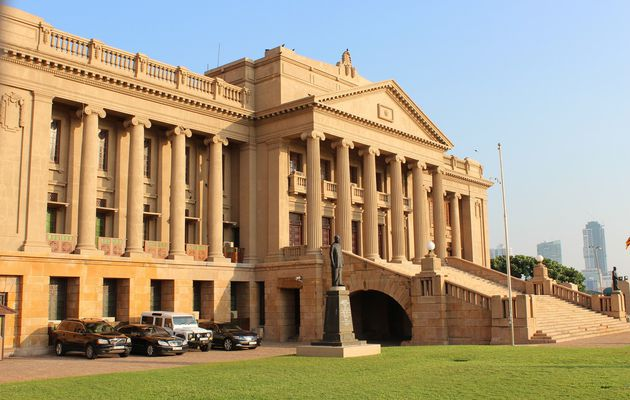 Places of Historic Interest in Colombo
