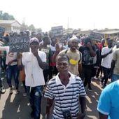 Côte d'Ivoire, le régime Ouattara vacille et réprime ! - INITIATIVE COMMUNISTE