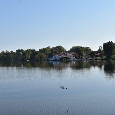 La Pointe des Vergnes, à Soustons...