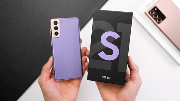 Le Samsung Galaxy S21 se vend mieux que son prédécesseur en Corée du Sud