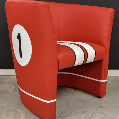 Un fauteuil retrouvé.