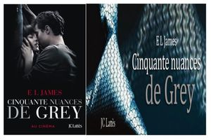 50 nuances de Grey (50 shades of grey), d'E.L. James