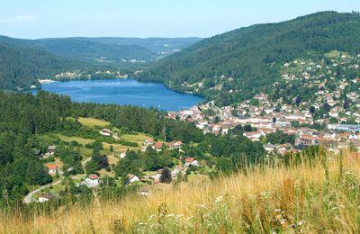 Les Vosges : Gérardmer, et ses environs