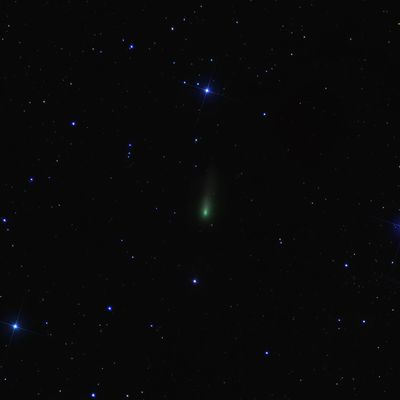 La comète ATLAS