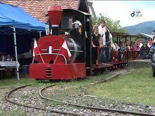 Le p'tit train de Saint-André (Cernay)