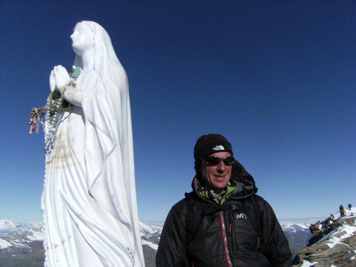 Le sommet est atteint... Que du Bonheur !!!