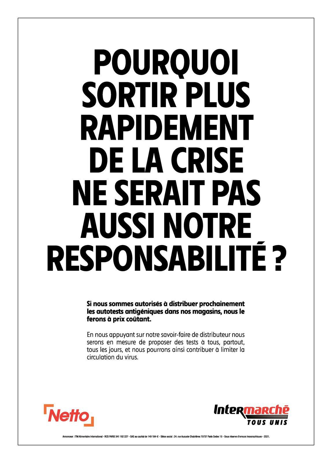 L'Hebdo, semaine du 7 au 13 avril