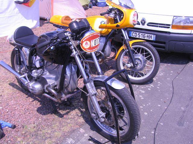 CAIMAN 2013 croix en Ternois journées de la moto classique, Démonstration Motos et sides car de course