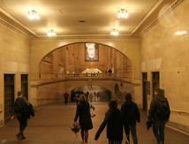 A New York on a visité une super gare: Grand Central terminal