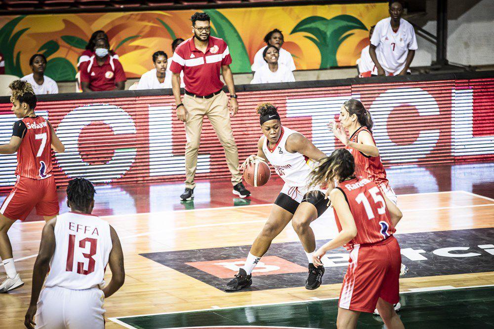 AfroBasket Women : le Cameroun de retour en demi-finale pour la deuxième fois depuis 2015