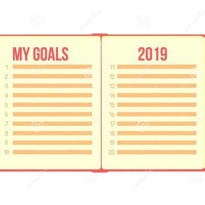 Mes résolutions livresques 2019