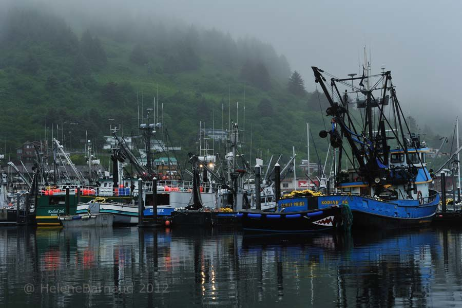 NORD KODIAK_GEOGRAPHIC HARBOR