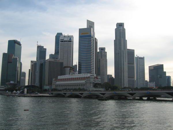Mes pérégrinations en Asie.