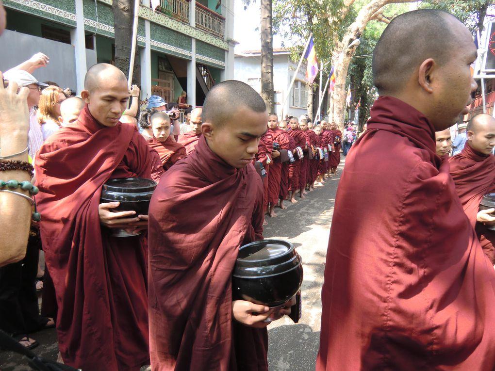 Mandalay-Anciennes capitales-Elections-