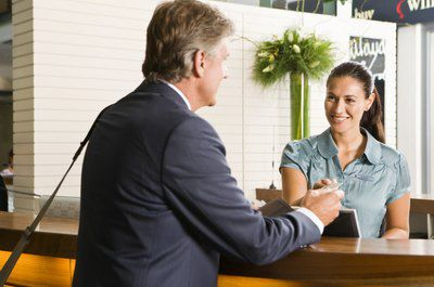 Professionalism At The Workplace For Receptionists