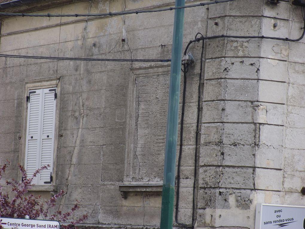 Visite du Montgeron architectural  Organisée par la MDE