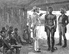 La colonisation de la Guadeloupe et de la Martinique : une affaire de droit privé (Blog Gilles Devers)