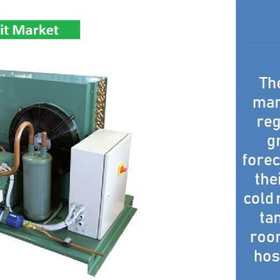 Condensing Unit Market – Company Covered, Industry Overview, Analysis and Forecast To 2024 | Voltas, Advansor