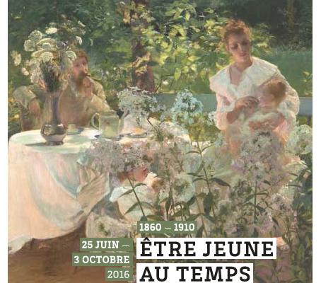 Latouche à l'affiche pour le festival Normandie Impressionniste !