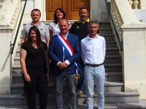 Castellane  : élection du maire et des adjoints