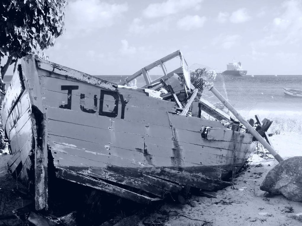Old Boat, Barbados